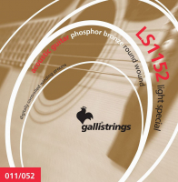Струны GALLI STRINGS LS1152
