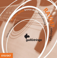 Струны GALLI STRINGS RA1047