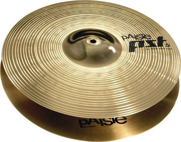 Тарелка PAISTE 14 ROCK HI-HAT PST5