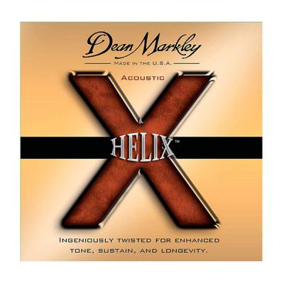 Струны DEAN MARKLEY HELIX HD ACOUSTIC 2080 (80/20) XL
