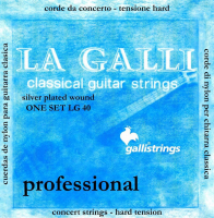 Струны GALLI STRINGS LG40