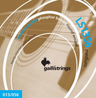 Струны GALLI STRINGS LS1356