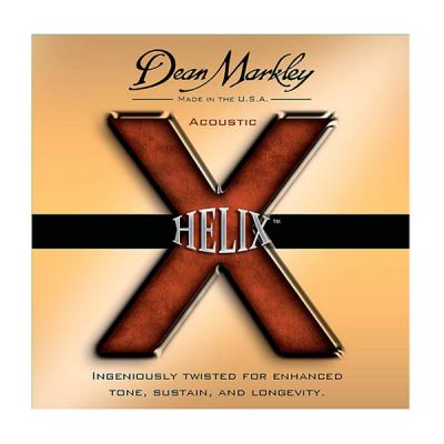 Струны DEAN MARKLEY HELIX HD ACOUSTIC PHOS 2087 (92/8) СL