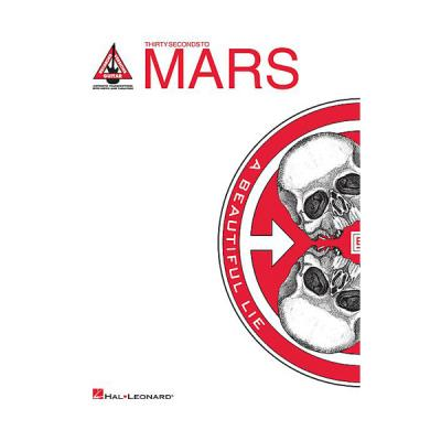 HAL LEONARD GRVPER 30 SECONDS TO MARS