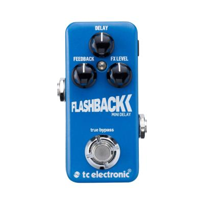 Гитарный эффект TC ELECTRONIC Flashback Mini Delay