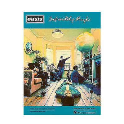HAL LEONARD RVRN OASIS DEFINITELY MAYBE