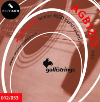 Струны GALLI STRINGS AGB1253