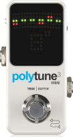 Тюнер TC ELECTRONIC POLYTUNE 3 MINI