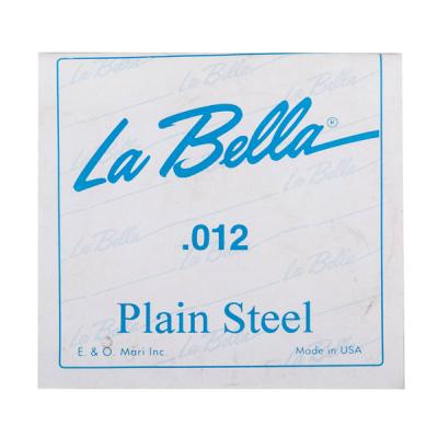 Струна LA BELLA PLAIN STEEL PS012