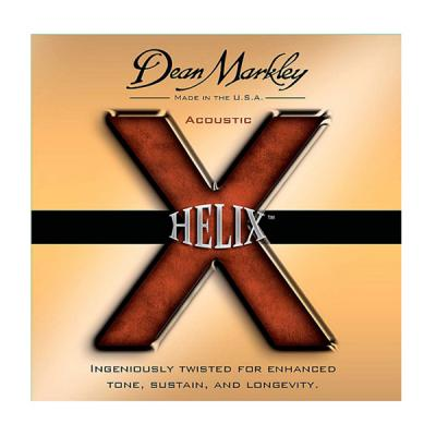 Струны DEAN MARKLEY HELIX HD ACOUSTIC 2082 (80/20) СL