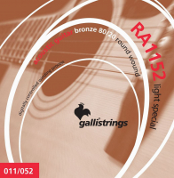 Струны GALLI STRINGS RA1152