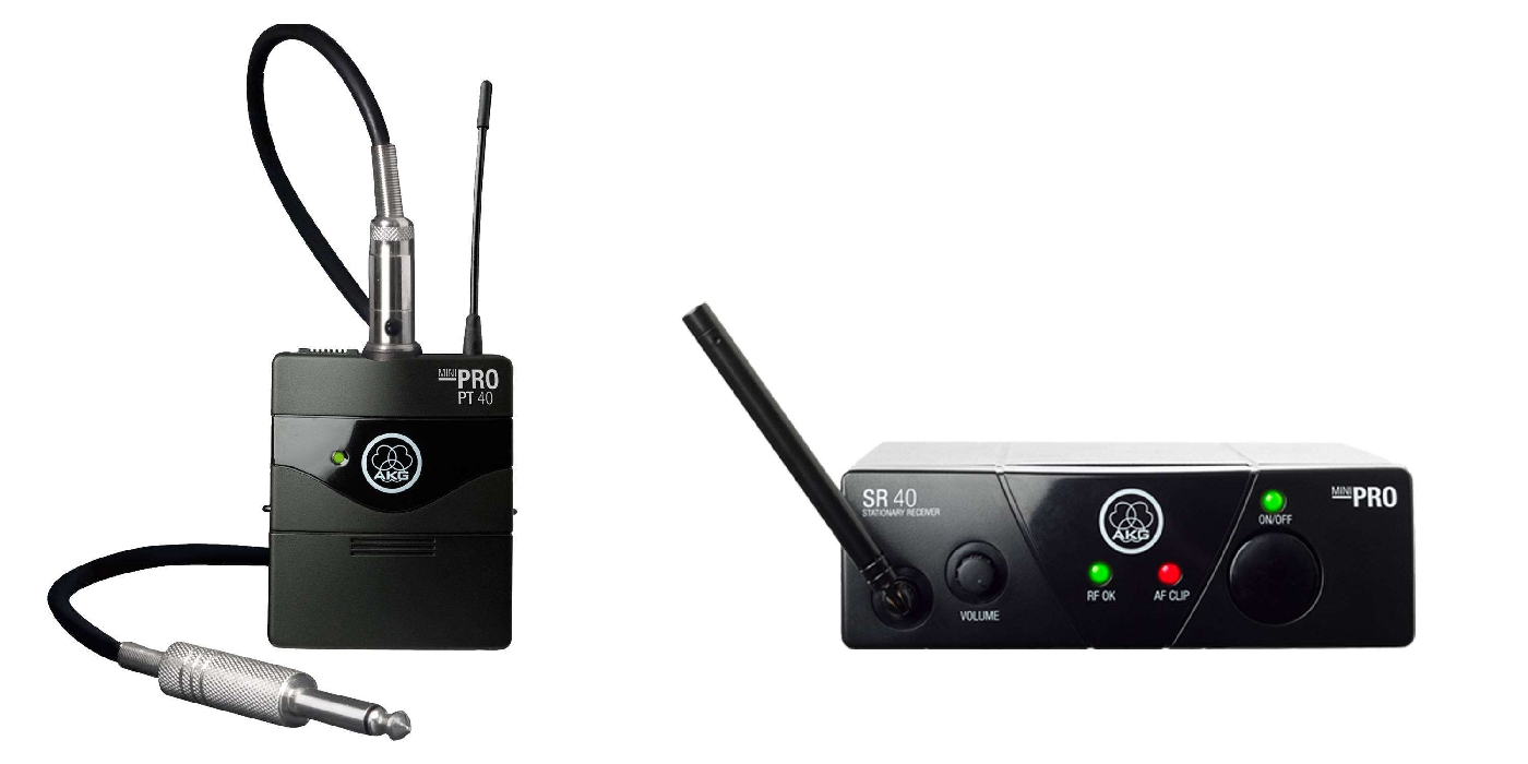 Инструментальная радиосистема AKG WMS40 Mini Set BD US45A