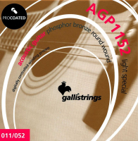 Струны GALLI STRINGS AGP1152