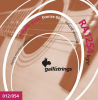 Струны GALLI STRINGS RA1254