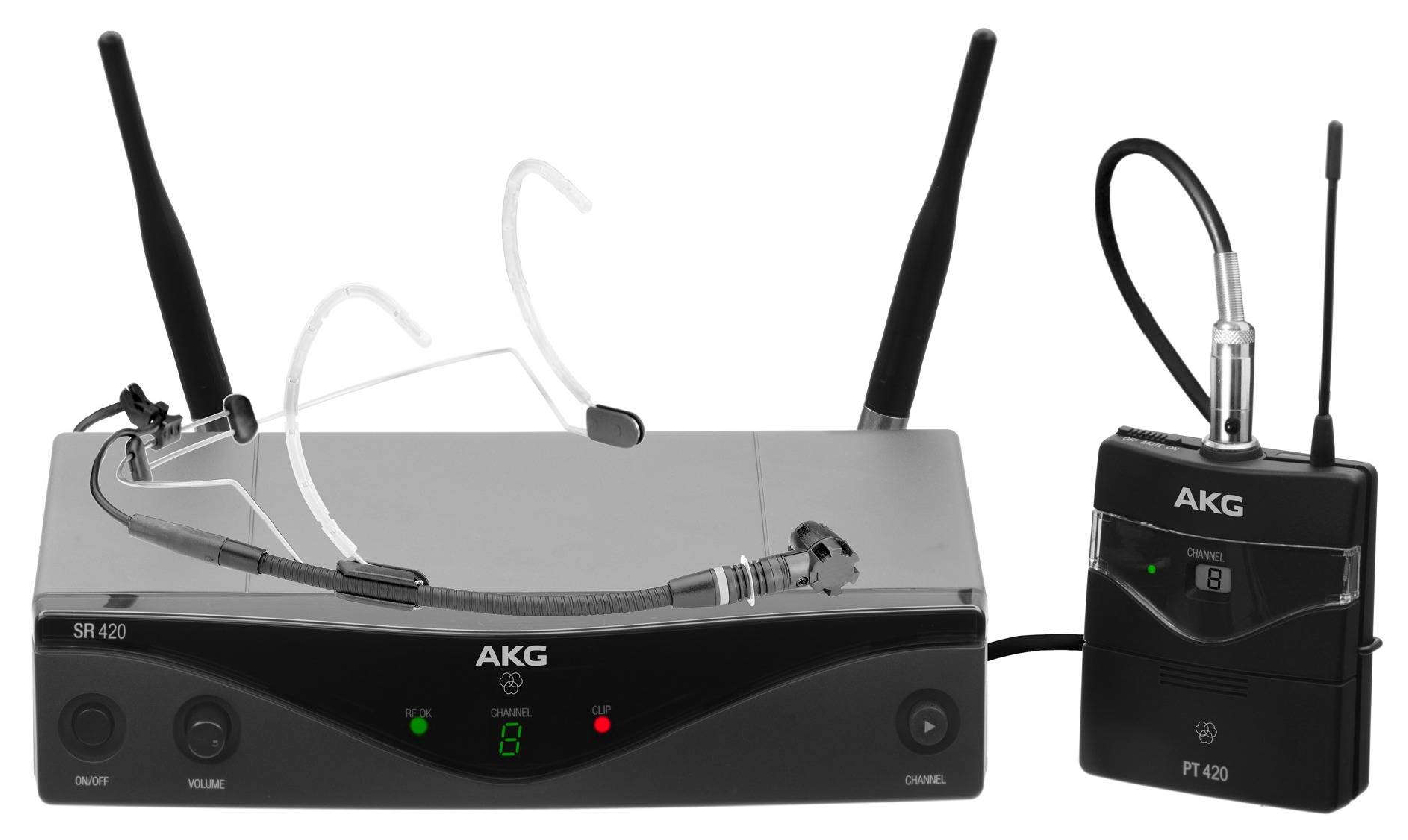 Радиосистема AKG WMS420 Head Set Band U1
