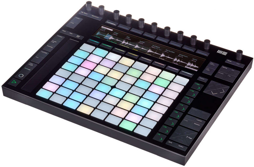 MIDI-контроллер ABLETON Push 2 + Suite bundle