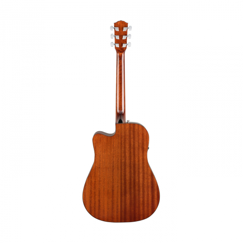 Гитара электроакустическая  FENDER CD-60SCE ALL MAHOGANY